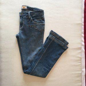Antik Denim Women's Blue Jeans Style WTF2292 Sz26